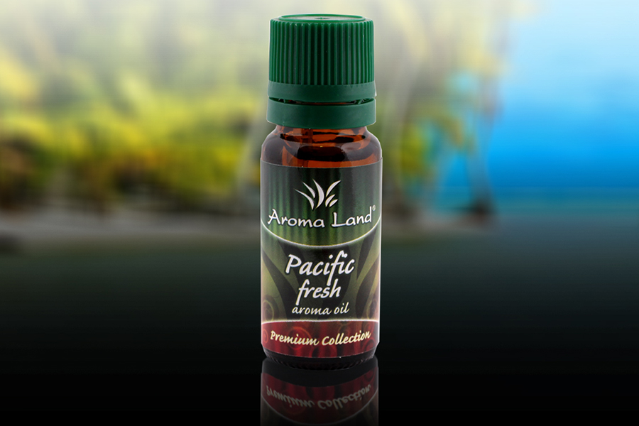 Aroma Oil Pacific fresh