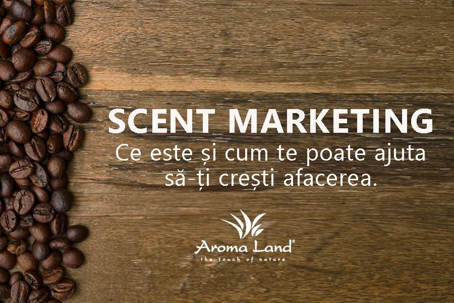 Scent Marketing sau branding olfactiv - cum il poti folosi sa-ti cresti afacerea