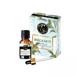 Ulei esential Bergamota, 100% natural, 10 ml
