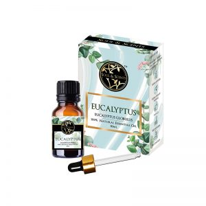 Ulei esential Eucalipt, 100% natural, 10 ml
