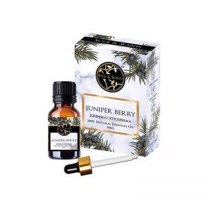 Ulei esential de Ienupar | Juniper Berry | 100% natural, 10 ml