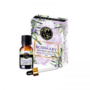 Ulei esential de rozmarin (rosemary), 100% natural, 10 ml